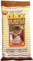 Quick Bath Wipes for Horses (10 Pack)