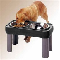 "OurPet's Big Dog Raised Health Diner (16"" Tall)"