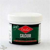 Rep-Cal 0% D-3 Calcium Ultrafine (4.1oz)