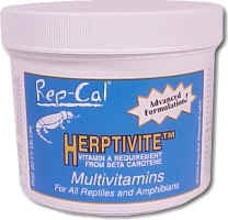 Herptivite Multivitamin (6lbs)