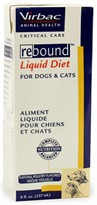 Virbac Rebound Liquid Diet for Dogs & Cats (8 oz)