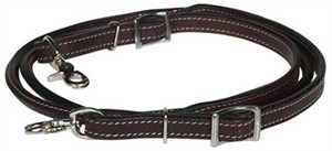"Rein Roping 1/2""Latigo Leather"