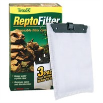 Tetra ReptoFilter Cartridges (3 Pack)