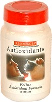 RESOURCES Feline Antioxidant Formula (60 Tablets)