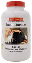 RESOURCES Canine Incontinence Support (120 tablets)