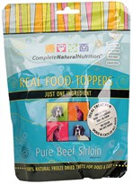 Real Food Toppers Pure Beef Sirloin (4 oz)