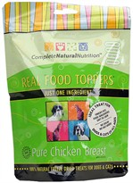 Real Food Toppers Pure Chicken Breast (4 oz)