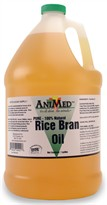 Animed Rice Bran Oil Blend (1 gal)