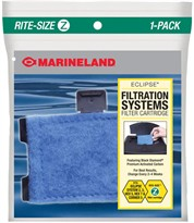 Marineland Eclipse Filtration Systems Filter Cartridge Rite-Size Z (1 pk)