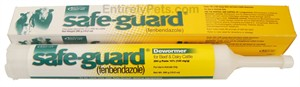 Safe-Guard Beef and Dairy Cattle Dewormer
