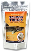 Wild Alaskan Salmon Treats (4 oz)