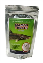 Salmon Treats for Cats (4 oz)