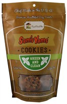 Sam's Yams Green & Clean Cookies (4.5 oz)