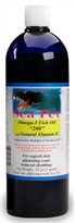 "Sea Pet Omega-3 Fish Oil ""200"" with Natural Vit E (32 fl. oz.)"