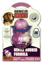 Senior KONG - MEDIUM 15-35 lbs