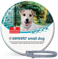 Seresto Flea & Tick Collar for Small Dogs