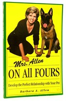 Mrs. Allen: ON ALL FOURS Book