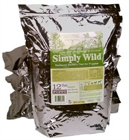 Simply Wild Chicken & Brown Rice for Puppies (12 lbs)