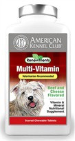 AKC RenewTrients Multi-Vitamin (100 Tabs)