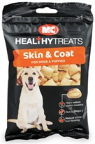Skin & Coat Treats for dogs & puppies (2.4 oz)