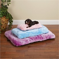 Slumber Pet Cloud Cushion Blue - Large