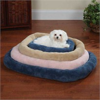 Slumber Pet Comfy Crate Bed Tan - Medium/Large
