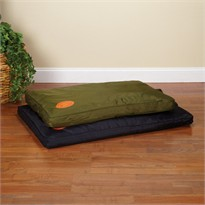 Slumber Pet Toughstructable Bed Green (42 x 28 In)