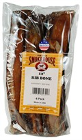 "Smokehouse USA Rib Bones 12"" (4 pack)"