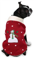 Zack & Zoey Snowday Sweaters Red - L (20&quot;)