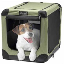 Firstrax Sof-Krate 2 Indoor/Outdoor Pet Home