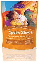HALO Spot's Stew Wholesome Chicken Dry Cat Food (6 lb)