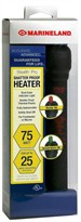 Marineland Stealth Pro Shatter Proof Heater (75 Watt upto 25 gal)