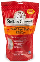 Stella & Chewy's Freeze-Dried Raw Beef Dinner for Dogs (16 oz)