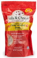 Stella & Chewy's Freeze-Dried Raw Chicken Dinner for Dogs (16 oz)