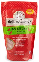Stella & Chewy's Freeze-Dried Raw Duck Dinner for Dogs (16 oz)