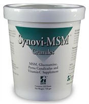 Synovi-MSM Granules (720 gm) for dogs by DVM Pharmaceuticals