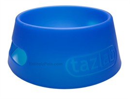 Tazlab Aqua-Fur Travel Bowl ( Water Blue)