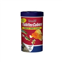 Tubifex Cubes Freeze Dried Food (0.71 oz)