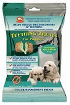 Mark & Chappell  Teething Treats for Puppiers 50g