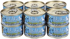 Tiki Dog North Shore Luau Wild Salmon (2.8 oz) - 12 Pack