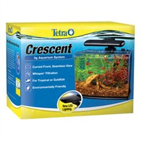 Tetra Crescent 3g Aquarium System Kit(3 Gal)