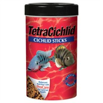 TetraCichlid Cichlid Sticks (2.64 oz)