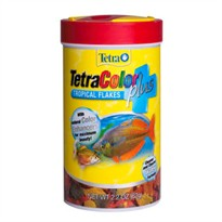 TetraColor Tropical Flakes PLUS (1 oz)