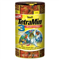 TetraMin Flakes Select-a-Food (2.4 oz)
