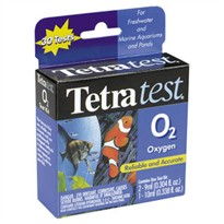 TetraTest Oxygen Test Kit (30 tests)