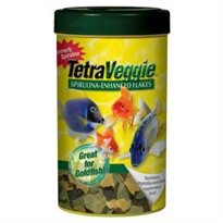 TetraVeggie Spirulina-Enhanced Flakes (0.71 oz)