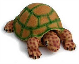 Animal Planet  Latex Squeaky Tuck Turtle