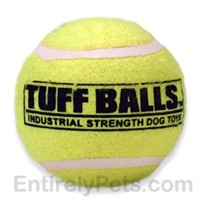 "EntirelyPets Tuff Balls Tennis Ball (2.5"")"
