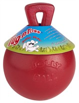 Jolly Pets Tug-n-Toss Jolly Ball (6 in.)