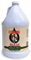 Ultra Oil Skin & Coat Supplement with Hempseed Oil (Gallon)